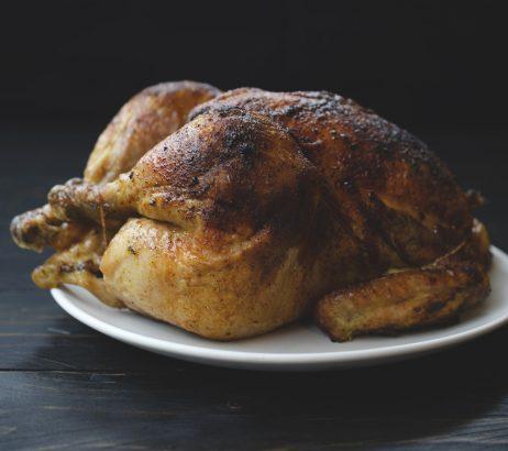 Whole premium chicken