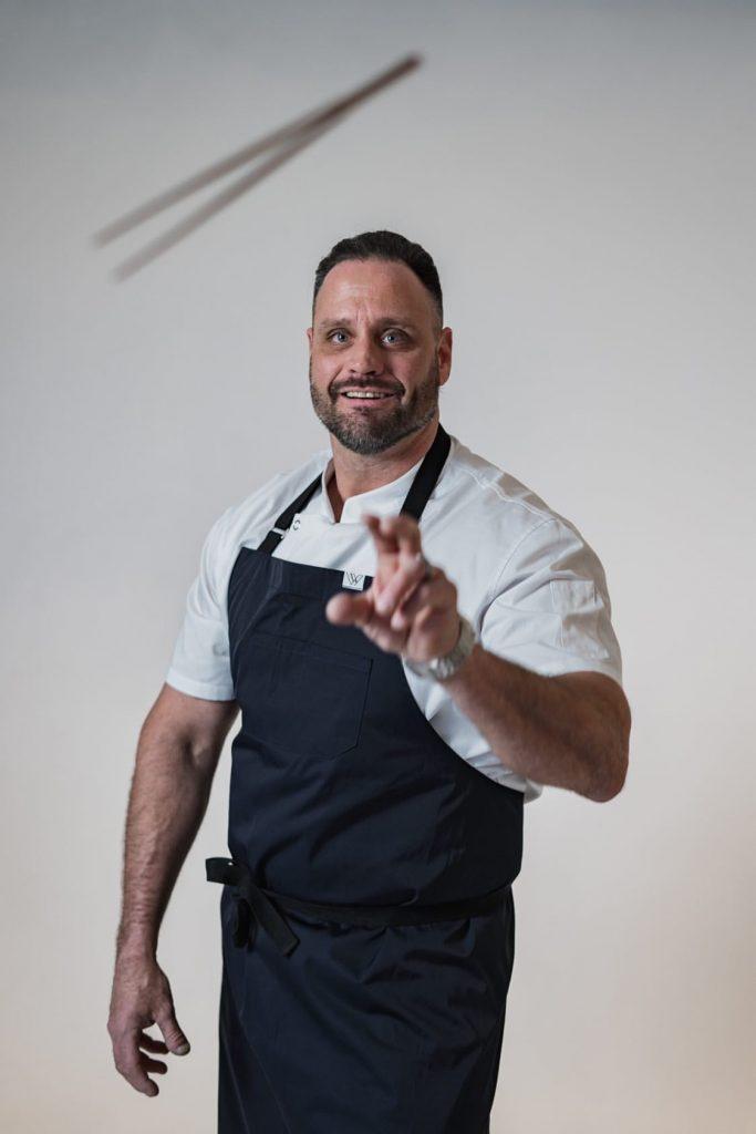 Chef Brian Beasley