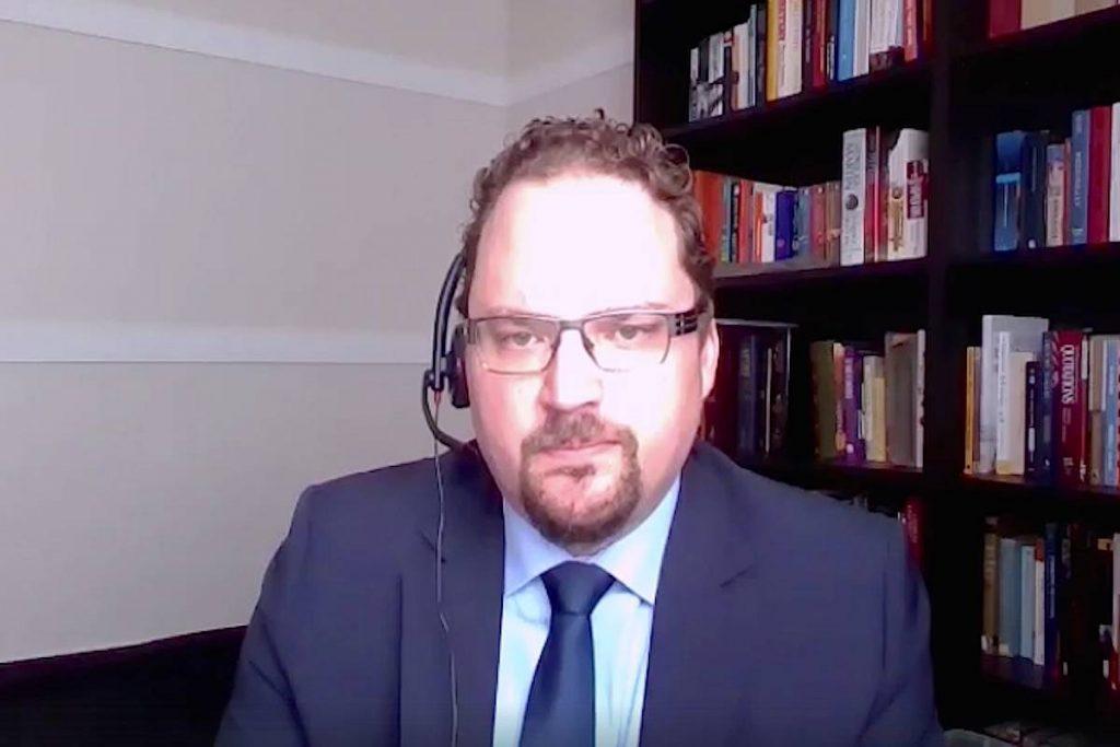 MP Mark Strahl